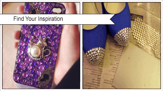Awesome DIY Bling Projects - náhled