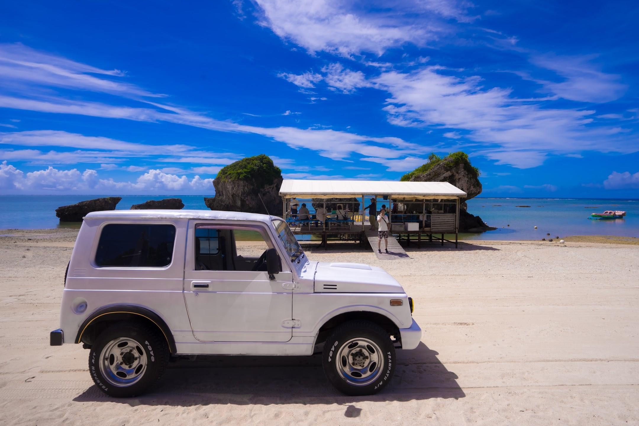 Okinawa Mibaru Beach4
