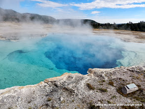 Photo: Geyser Pool