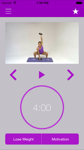 Dumbbell Exercises and Workout screenshot 4