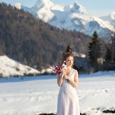 Wedding photographer Zlatana Lecrivain (aureaavis). Photo of 28.11.2017