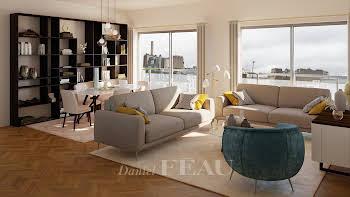 Appartement 4 pièces 113,2 m2