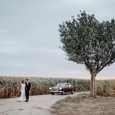 Wedding photographer Paco Sánchez (bynfotografos). Photo of 10.09.2017