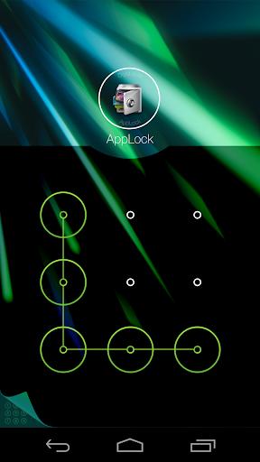 AppLock Theme Beam screenshot 2