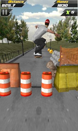 SKATE vs BMX 3D 15 Mod screenshots 3