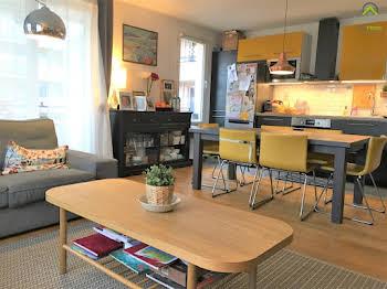 Appartement meublé 3 pièces 66,28 m2