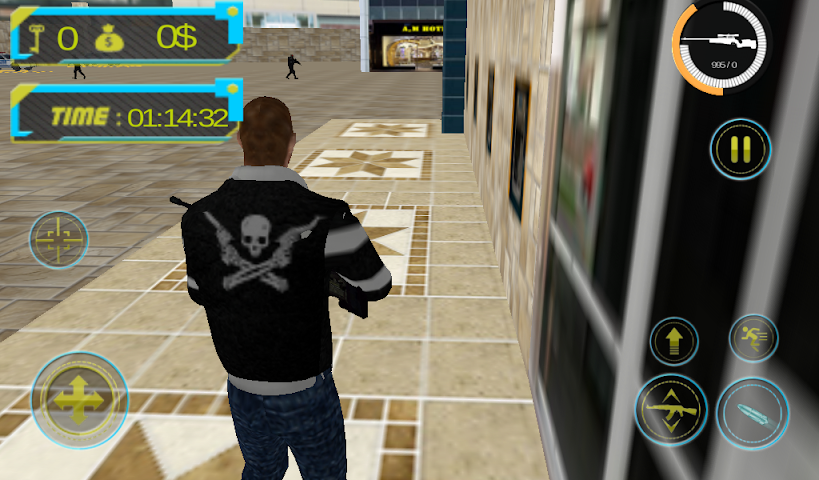 android Bank Robbery : Crime Case Screenshot 6
