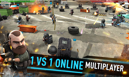 WarFriends 1.4.0 (Unlimited Ammo) Mod Apk + OBB Data 2