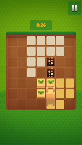 ふわふわ復讐 - ウサギのパズル