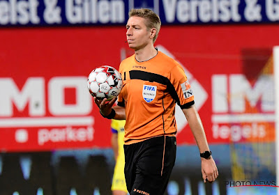 Les arbitres de la première journée désignés : Lawrence Visser au coup d'envoi du choc Club de Bruges-Charleroi