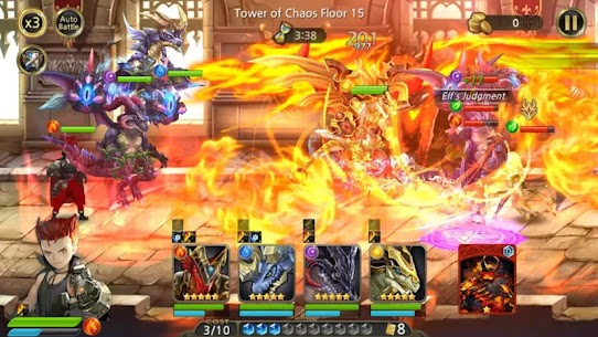 Summon Rush Apk Download For Android and Iphone 7