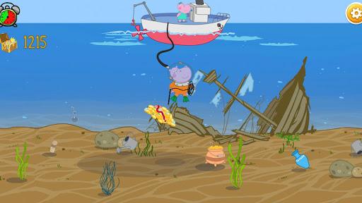 子供のための海賊の宝物