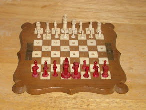 Photo: For further images - see: https://picasaweb.google.com/ACF1515/TravelChessSets#5385827097081382882