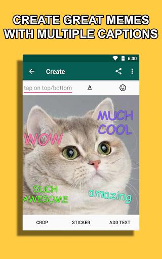 Meemify - Meme Generator screenshots 3