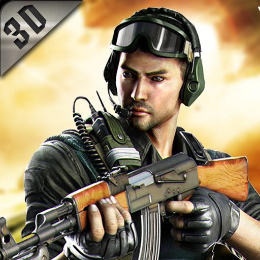 Commando Counter Terrorist Strike 3D: FPS Shooting