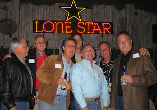 Photo: Mack Warren, Larry Perkins, Mike Looney, Kenny Kopplow, Bill Wells, Doug Langford, Mike Bradshaw