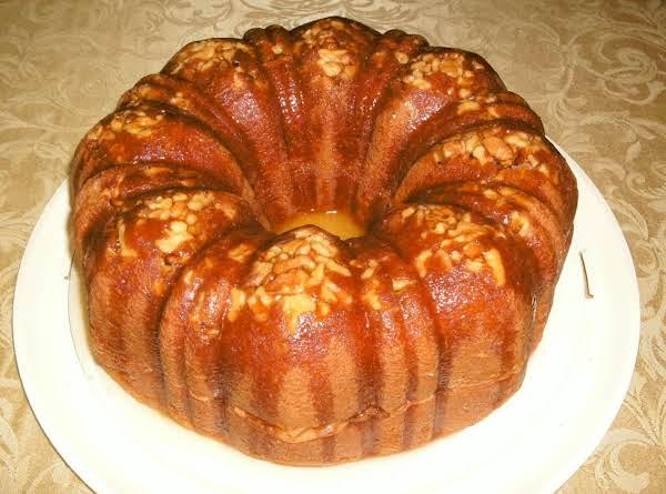 Easy Rum Cake