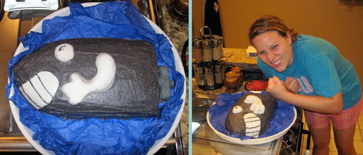 Photo: Toledo Torpedo Birthday Cake July 2010 Blog Post: http://createsharerepeat.blogspot.com/2010/09/no-excuses.html