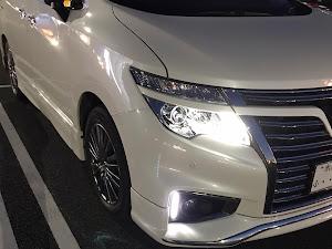 エルグランド TNE52 2019年250 highway STAR premium urban Chromのカスタム事例画像 tatsuya0044さんの2020年02月26日22:56の投稿