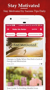 Make Me Better🤵 - Personality dev  & Motivation 1 2 4 +
