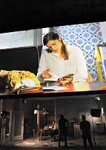 Photo: WIEN/ Burgtheater / Kasino: WUNSCHLOSES UNGLÜCK nach Texten von Peter Handke. Premiere 9.2.2014. Liliane Amuat. Foto: Barbara Zeininger