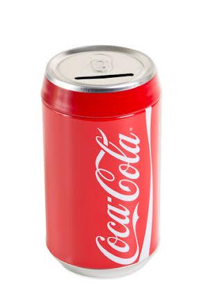 Sparbössa, Coca Cola