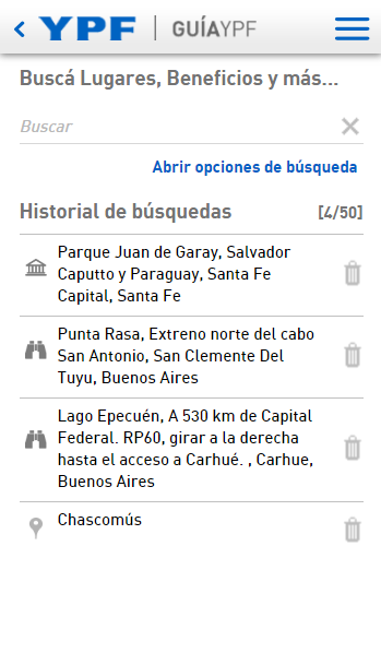 Guía YPF- screenshot