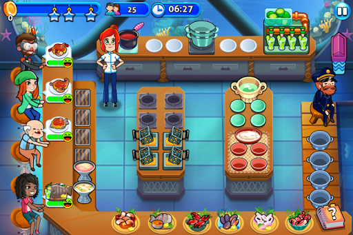 Chef Rescue - Cooking & Restaurant Management Game 2.8 screenshots 5