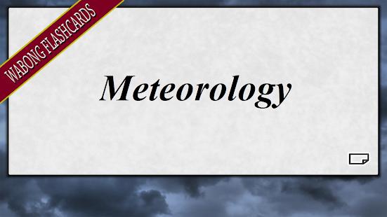 Learn Meteorology Full - náhled