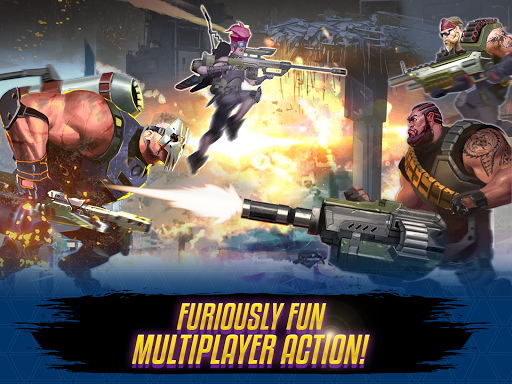 Mayhem - PvP Multiplayer Arena Shooter 1.26.0 screenshots 11