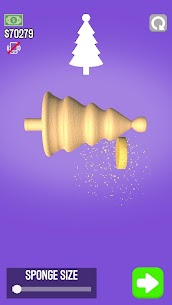 Woodturning MOD APK 1.8.4 (Unlimited Money, No Ads 3