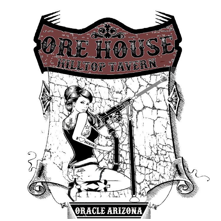 Logo for Ore House Hilltop Tavern