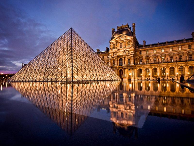 Экскурсии в Лувр