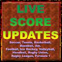 Live Score Updates icon