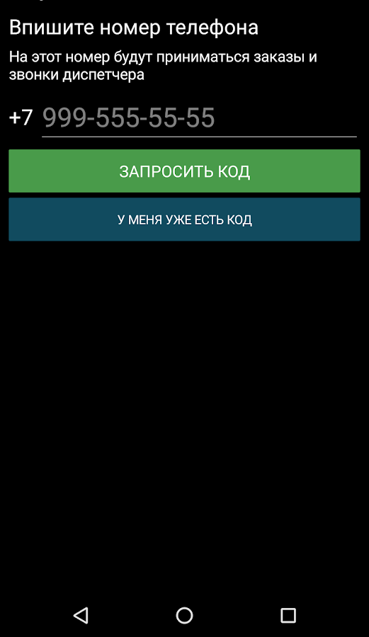 TaxiPro Driver- screenshot