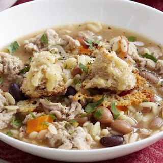 Chicken Thyme Soup