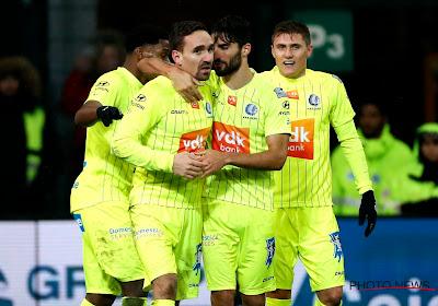 Parmi les buts de la saison en Pro League: la patate de Kums à Sclessin