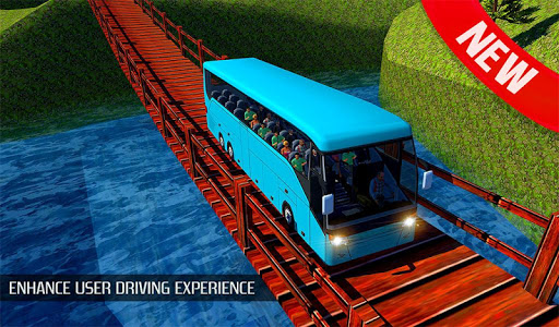 Uphill Offroad Bus Driver 2017 1.0.8 screenshots 16