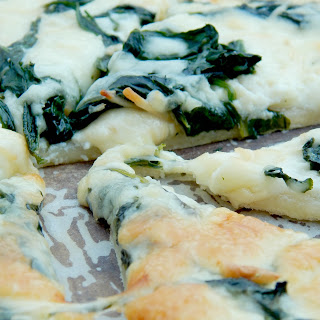 Spinach Ricotta Pizza Recipes
