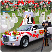 Luxury Wedding Limousine Driver
