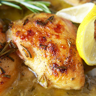 Paleo Lemon Butter Chicken Recipe