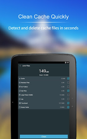 Fast Clean/Speed Booster 1.6.2 screenshot 71005