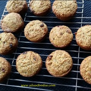 Orange Bran Flax Muffins