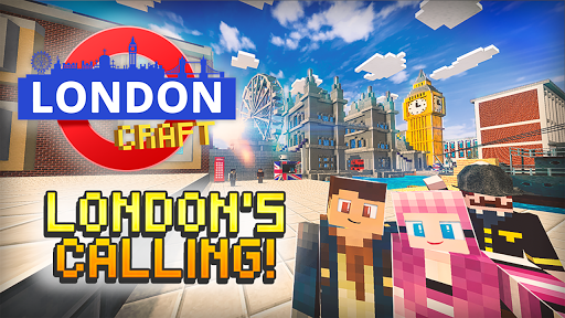 London Craft: Blocky Building Games 3D 2018 for PC