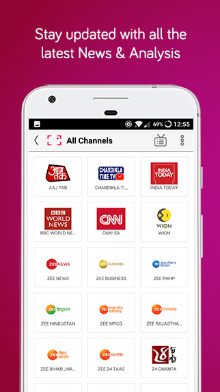 dittoTV: Live TV Shows, News & Movies Screenshot 2