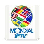 Mondial IPTV Official Icon