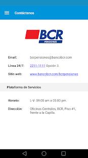 BCR Pensiones - náhled