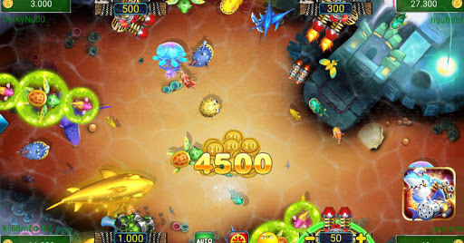 Bu1eafn Cu00e1 3D- Quay Hu0169 Jackpot - Bu1eafn chim online 1.0 1