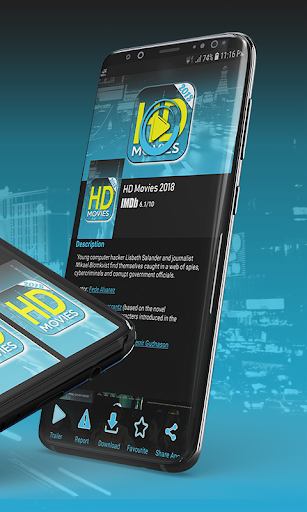 HD Movies Free 2018 - Movies Streaming Online 1.0.0 app download 3