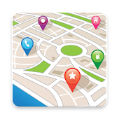 Just Map Me, Family & Friends Android APK Download Free By Live Birds Production
